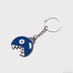 nintendo video game super mario bros bowser collector's box exclusive collectible culturefly chain chomp key chain