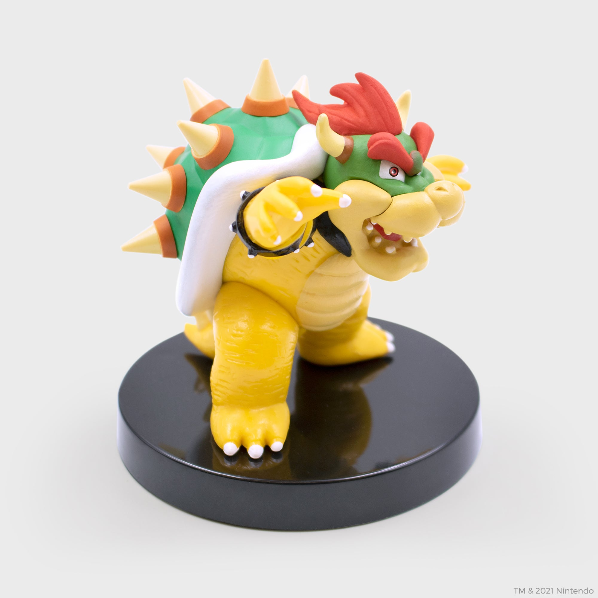 nintendo video game super mario bros bowser collector's box exclusive collectible culturefly vinyl figurine koopa king