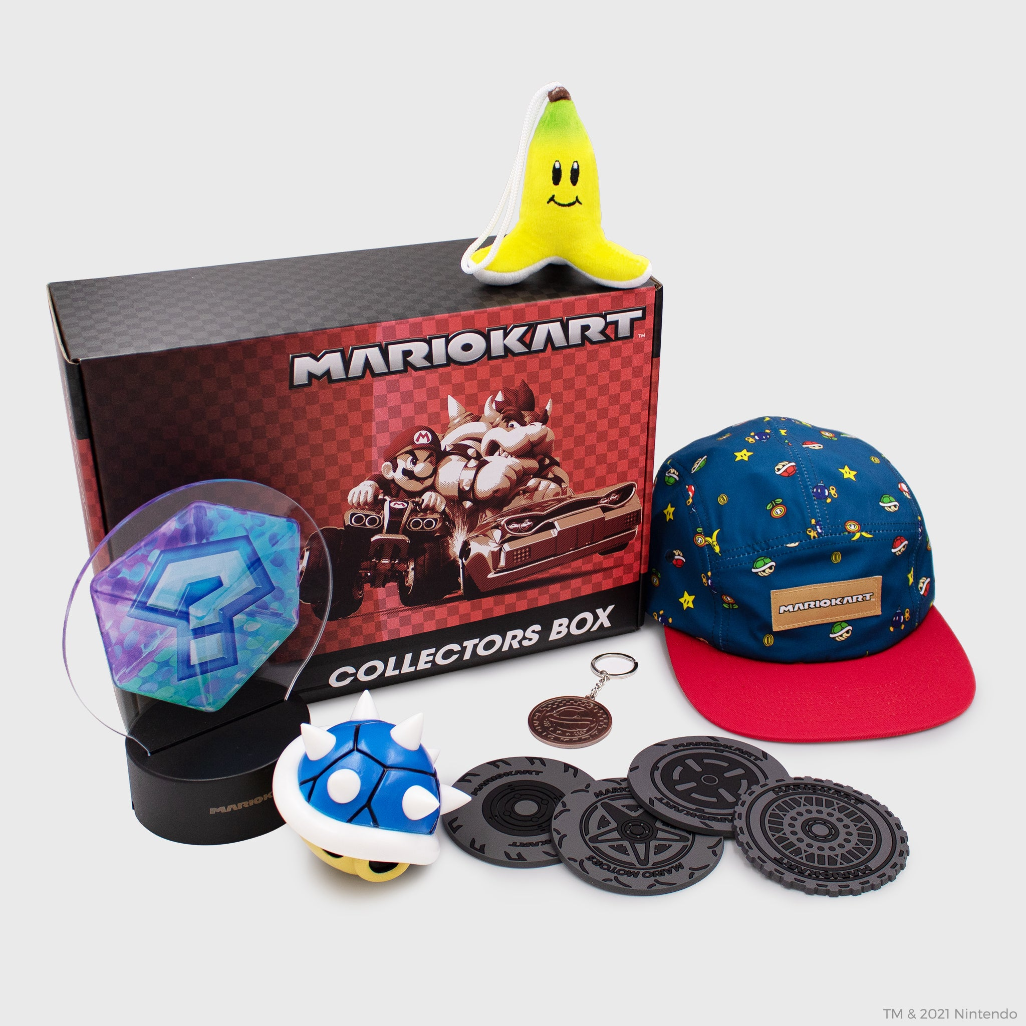 Mario Kart Collector's Box
