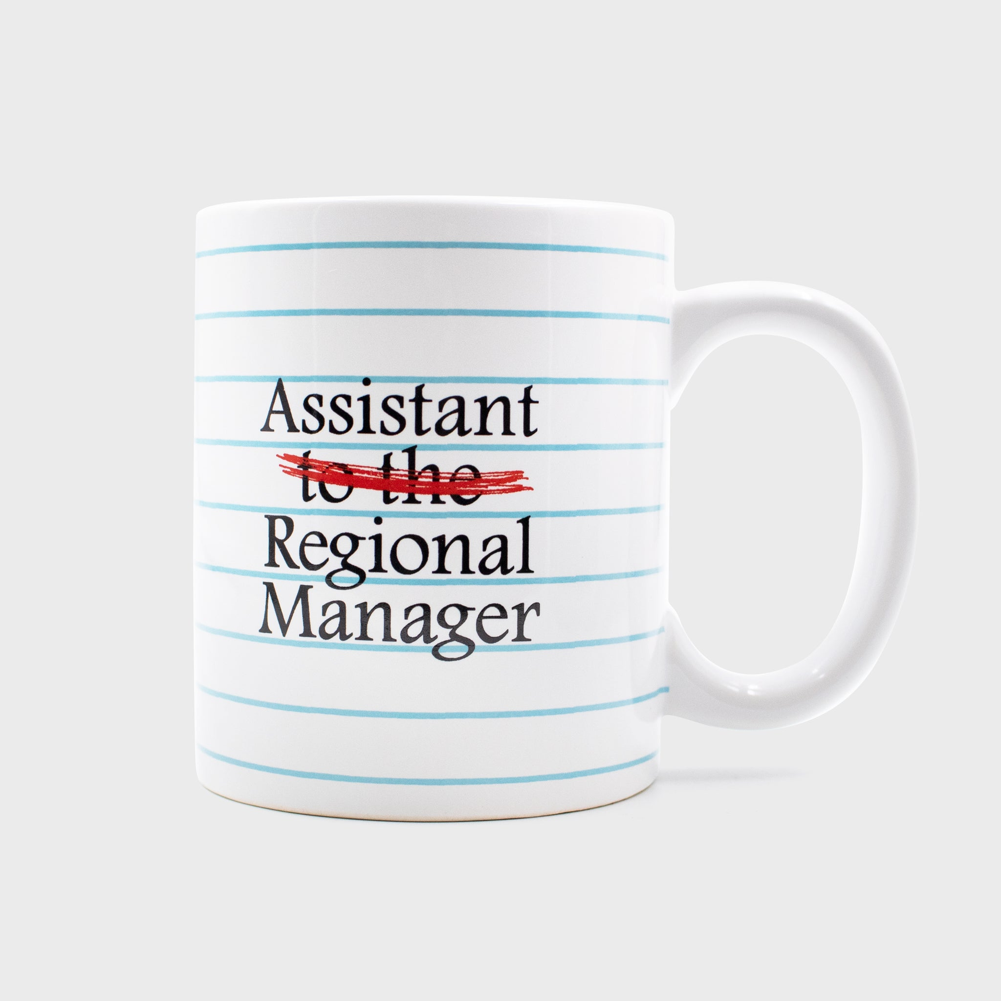 mug the office assistant to the regional manager home good culturefly houseware drinkware