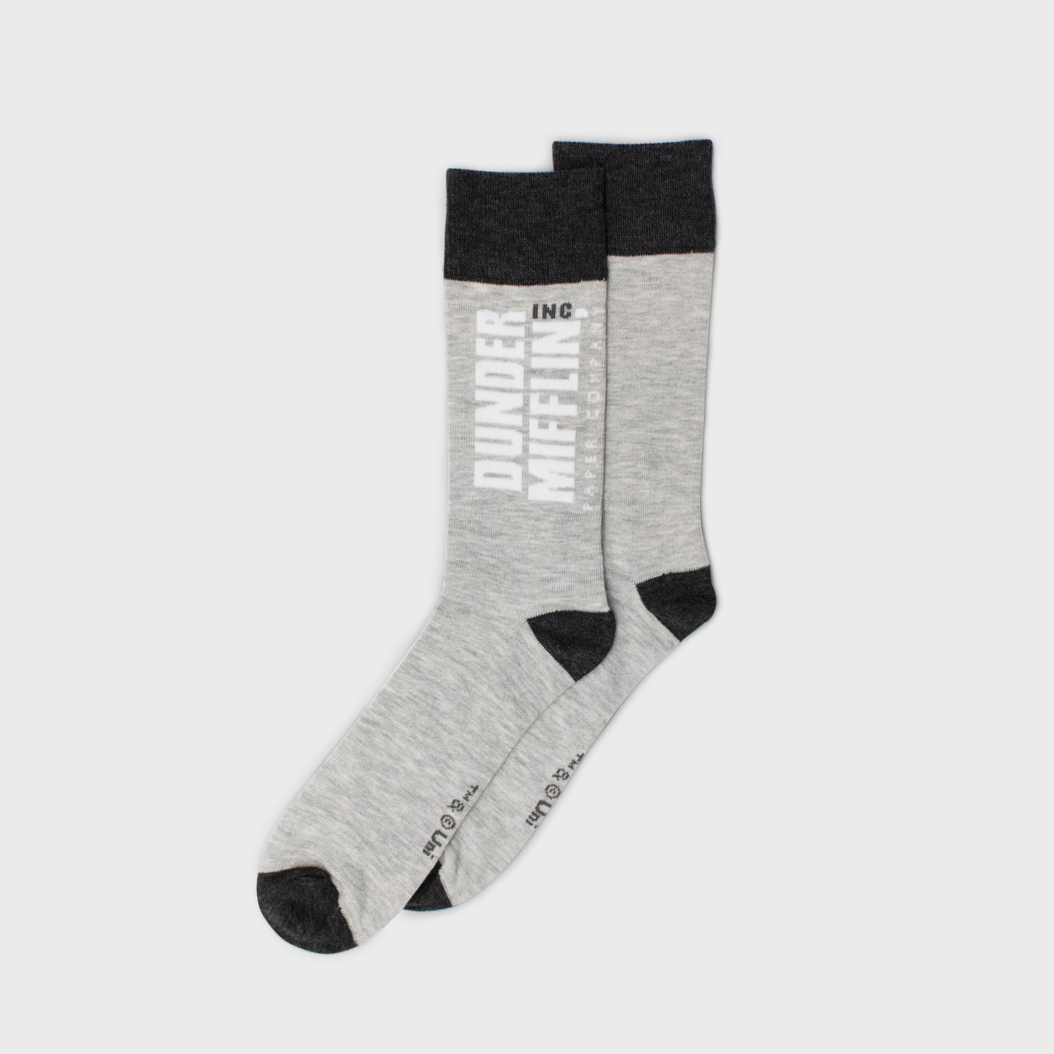 socks crew socks accessories apparel the office dunder mifflin culturefly