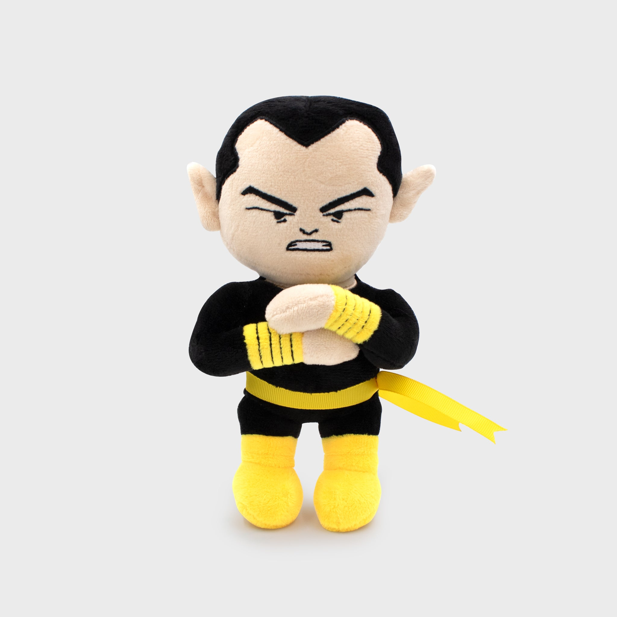 world's finest the collection exclusive collectible mystery box dc comics culturefly black adam plush shazam