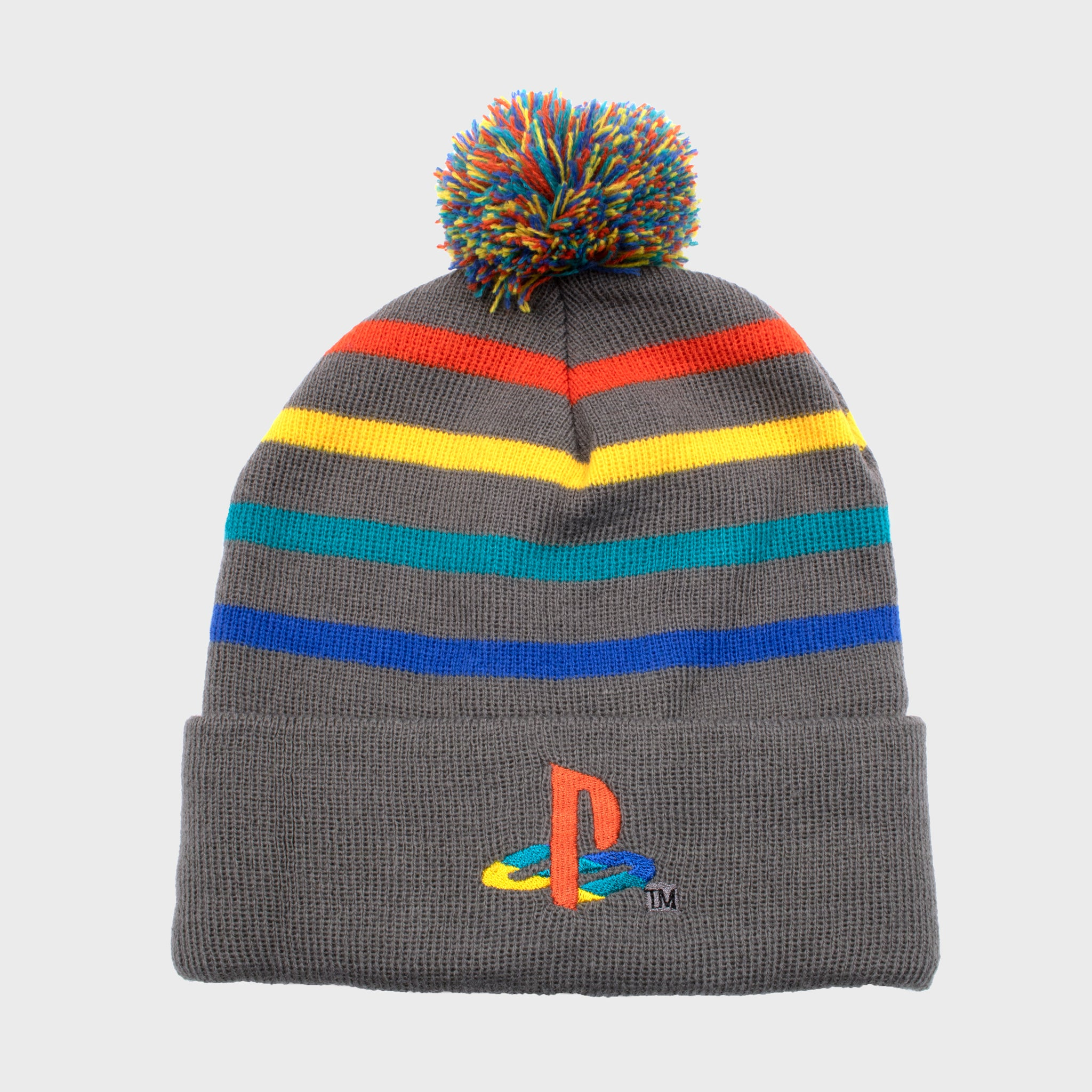playstation ps4 ps video games console classic old school retro 90s walmart retail box accessories collectibles exclusive culturefly beanie hat headwear