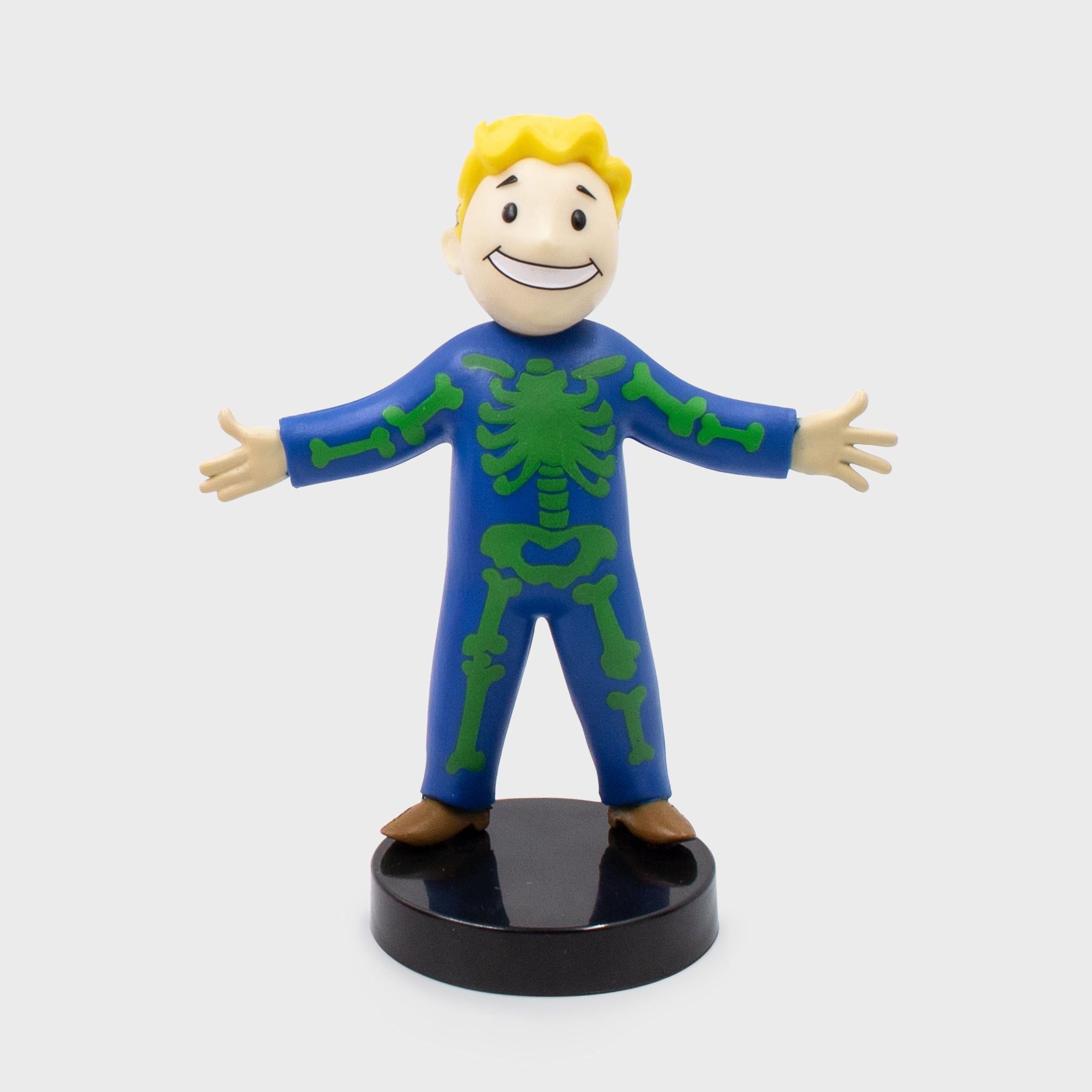 fallout collectors box exclusive gaming video games vault boy skeleton vinyl figure bethesda collectible culturefly