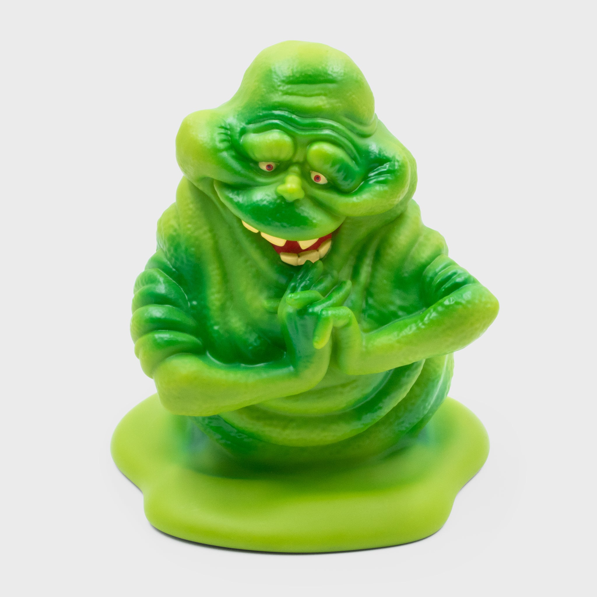 ghostbusters classic 35th anniversary movie ghosts slimer collectors box exclusive collectible culturefly slimer vinyl figure