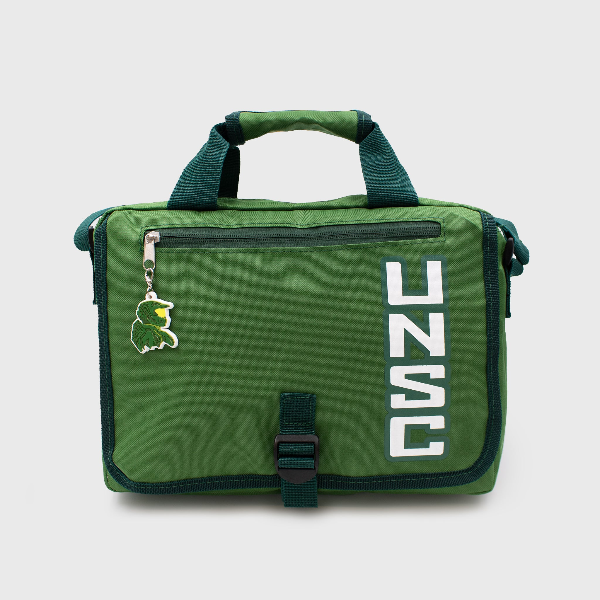 halo infinite master chief video games exclusive collectibles collection gaming culturefly messenger bag accessory