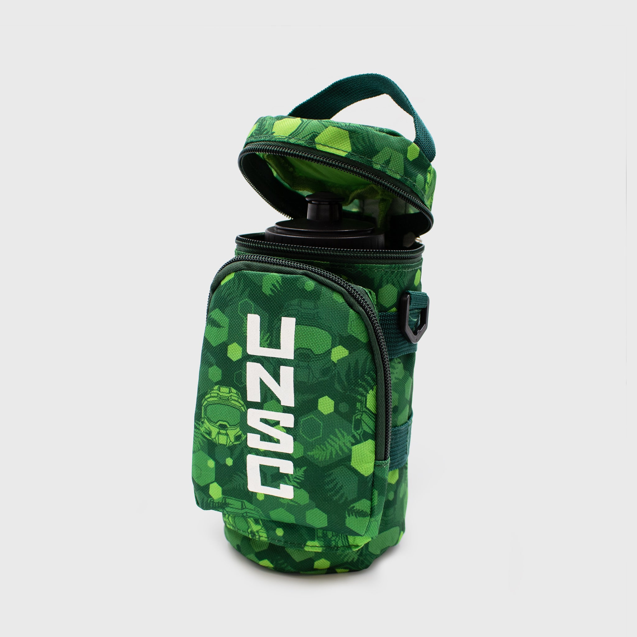 halo infinite master chief video games exclusive collectibles collection gaming culturefly water bottle drinkware