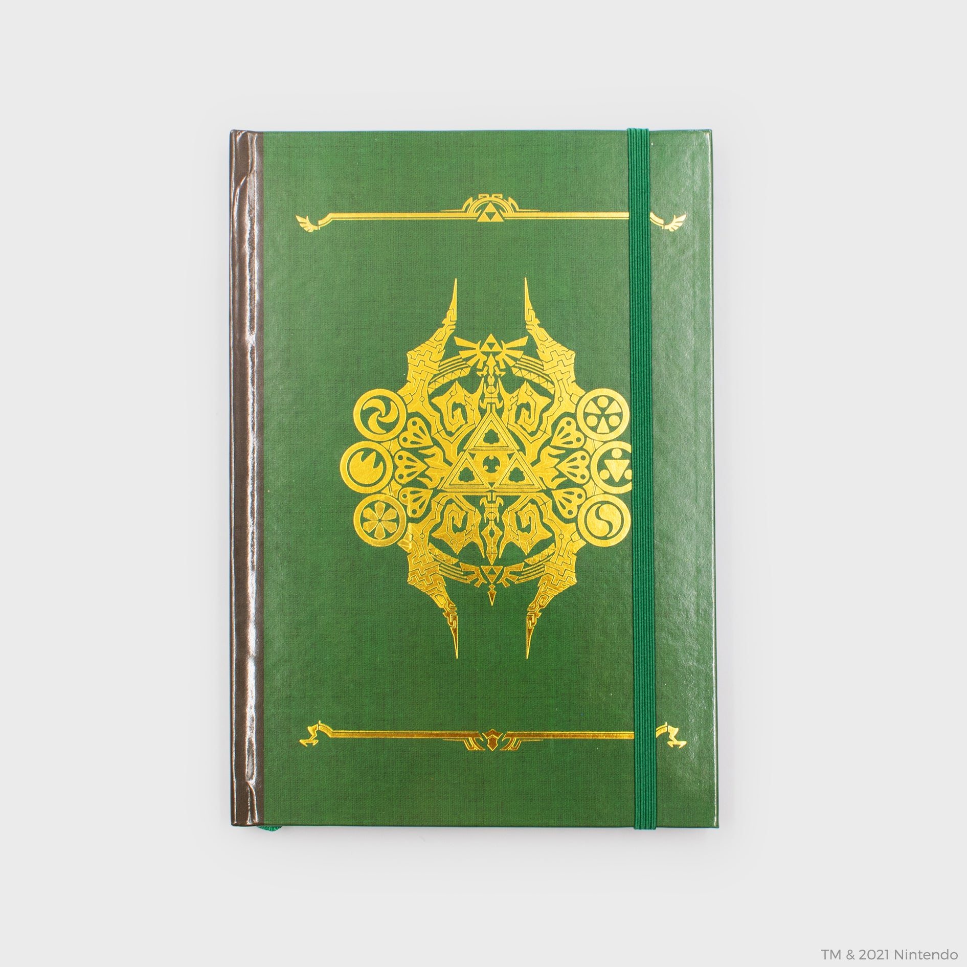 legend of zelda nintendo link loz collector's box journal notebook back to school culturefly