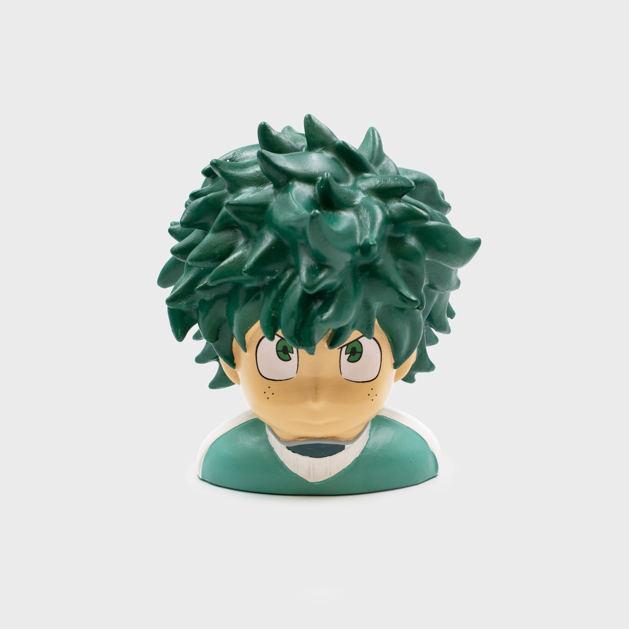 my hero academia mha deku izuku midoriya anime collector's box collectibles exclusives back to school winter all might accessories culturefly coin bank