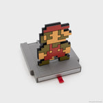 nintendo super mario bros. nes nintendo entertainment system collector's box 8-bit classic retro video games gaming collectible figurine culturefly