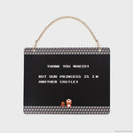 nintendo super mario bros. nes nintendo entertainment system collector's box 8-bit classic retro video games gaming bowser castle door sign toad peach princess toadstool culturefly