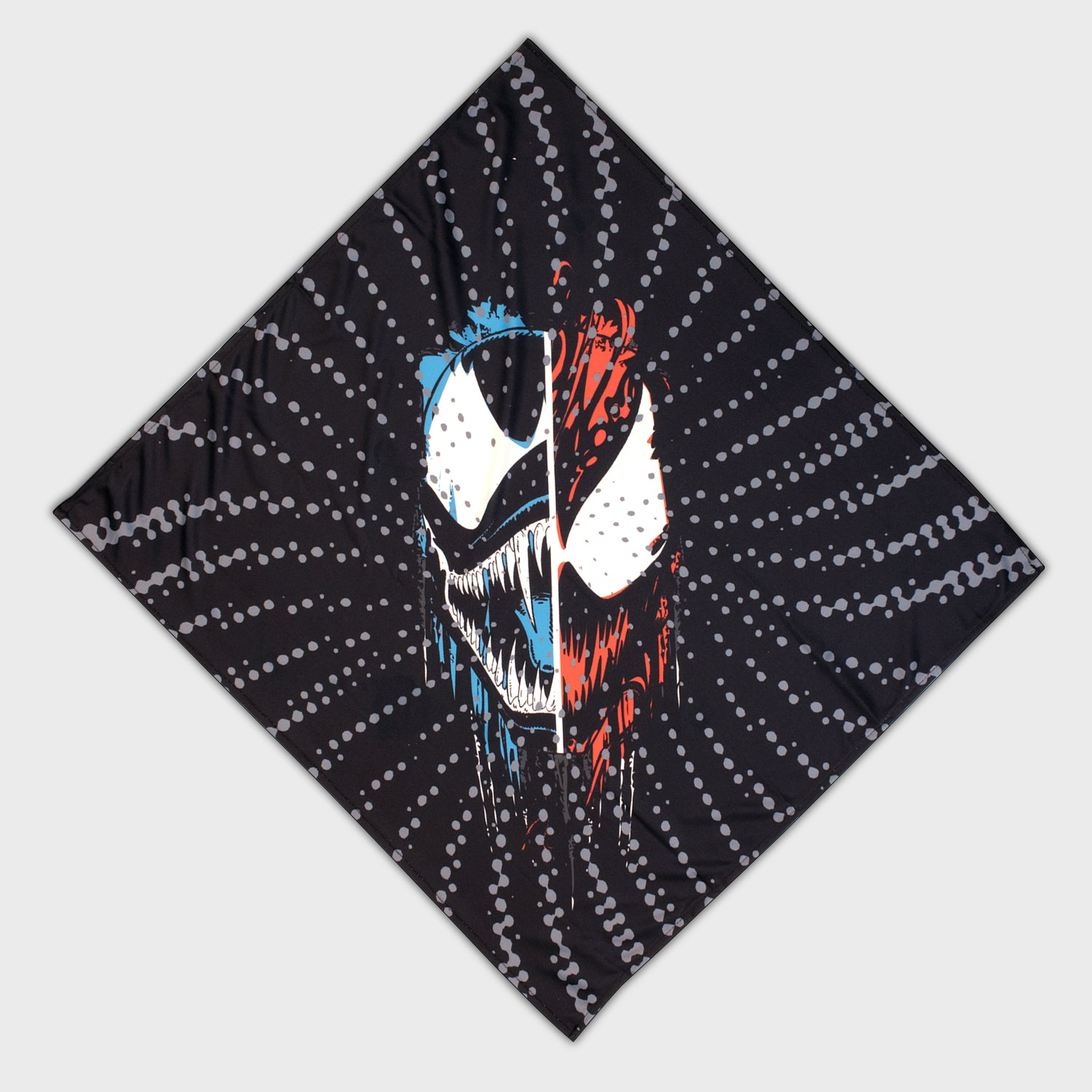 venom marvel spider-man comics collection collectibles exclusives collector's box culturefly bandana accessory