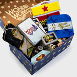 world's finest the collection subscription box exclusive quarterly collectible dc comics superman batman wonder woman the flash green lantern justice league culturefly