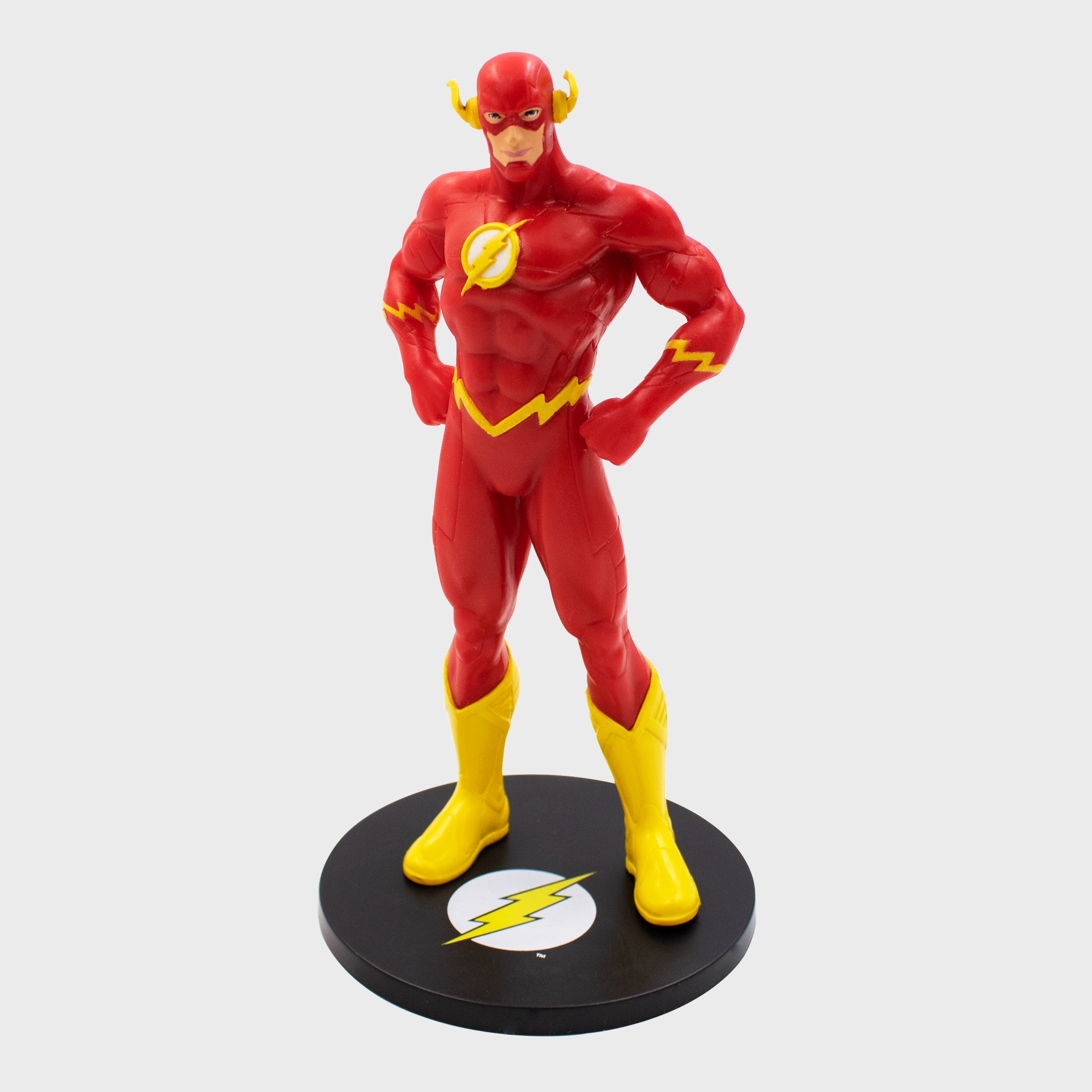 world's finest the collection collectible dc comics the flash vinyl figure
