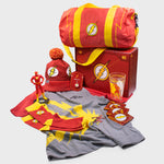 world's finest the collection collectible dc comics the flash apparel accessory kitchen ware