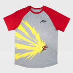 world's finest the collection collectible dc comics the flash apparel t-shirt shirt clothes