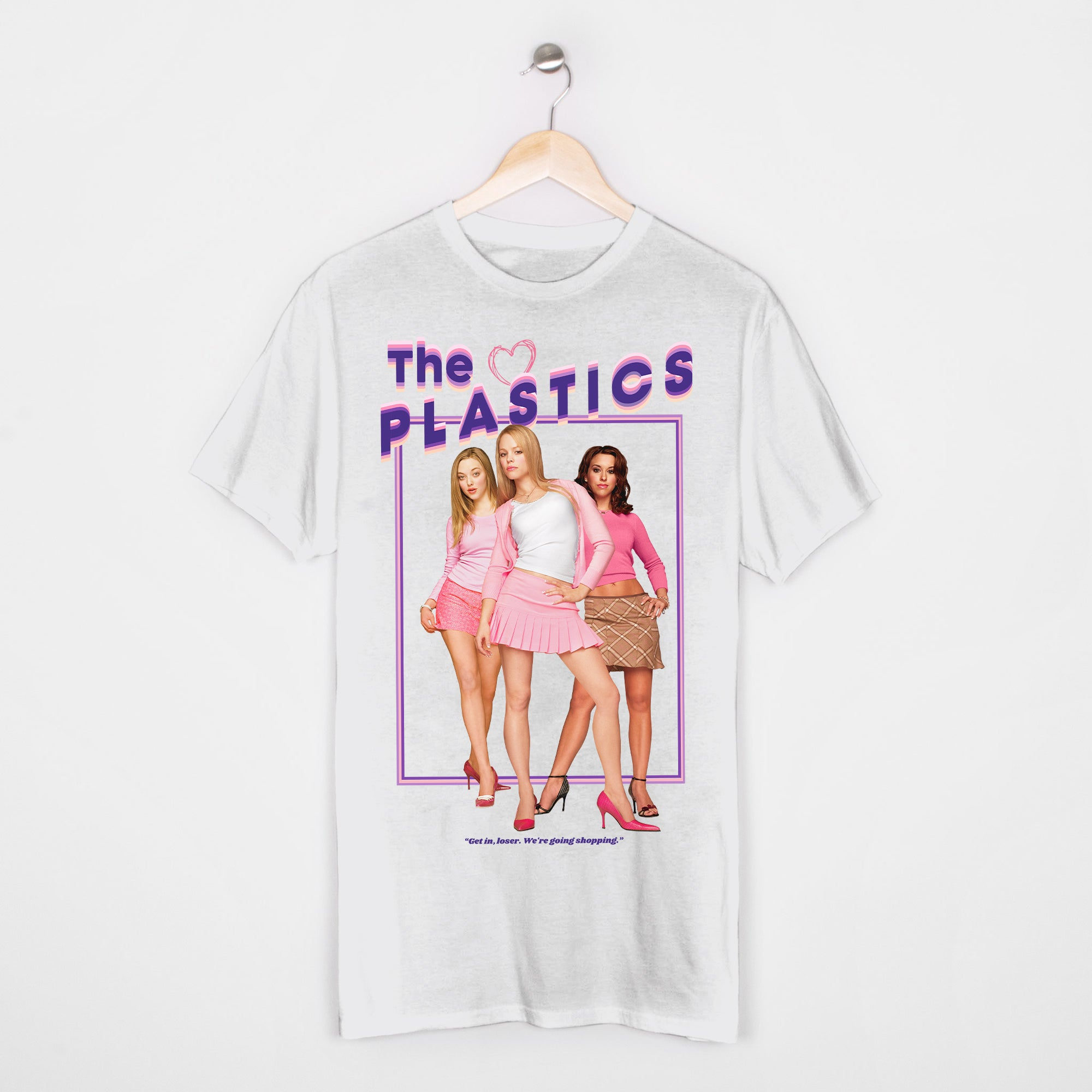 Mean Girls - The Plastics T-Shirt
