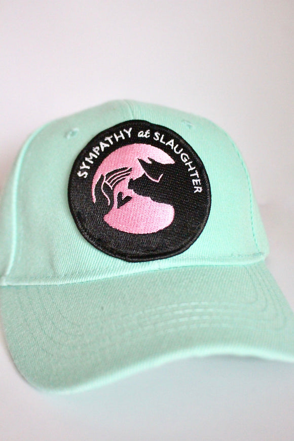 Mint Green Sympathy cap