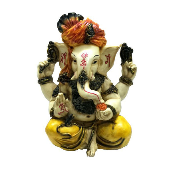 Uddanda Ganesha Big Size Idol Mould - Claysphere