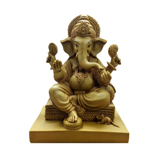 Nadaprathishta Ganesha Big Size Idol Mould - Claysphere