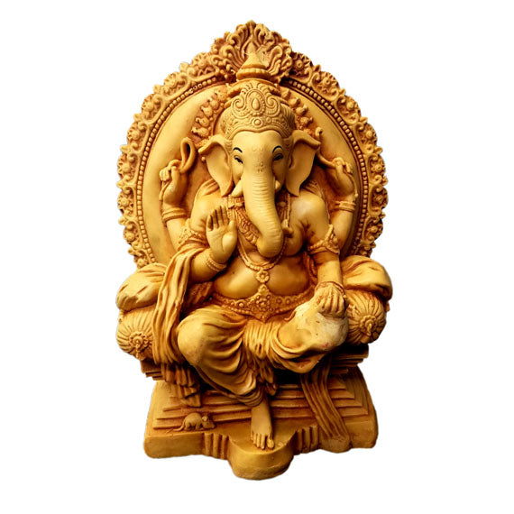Mangalamurti Ganesha Big Size Idol Mould - Claysphere