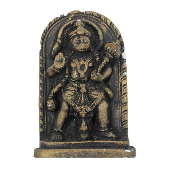 Mahakaya Anjaneya Temple Mould - Claysphere