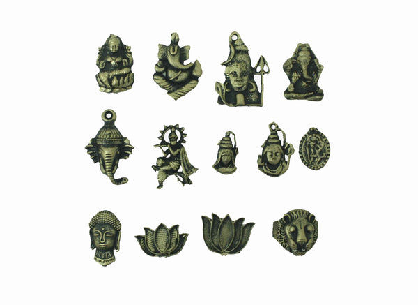 Divine Temple Idols Mould Pad - Claysphere