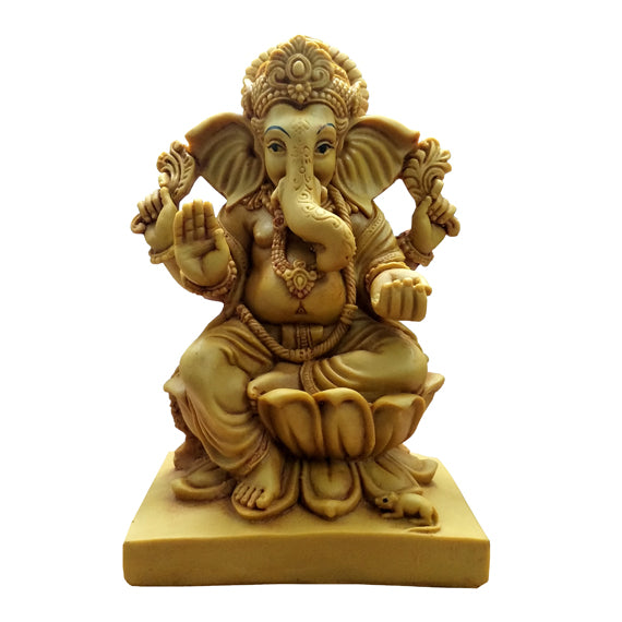 Anantachidrupamayam Ganesha Big Size Idol Mould - Claysphere