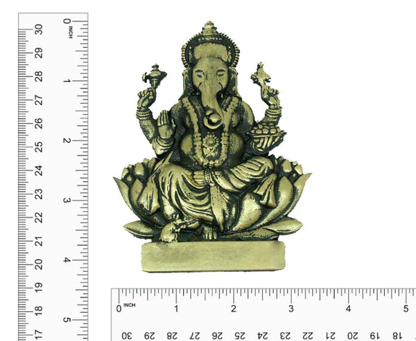 Kshipra Prasada Ganapati Temple Mould - Claysphere