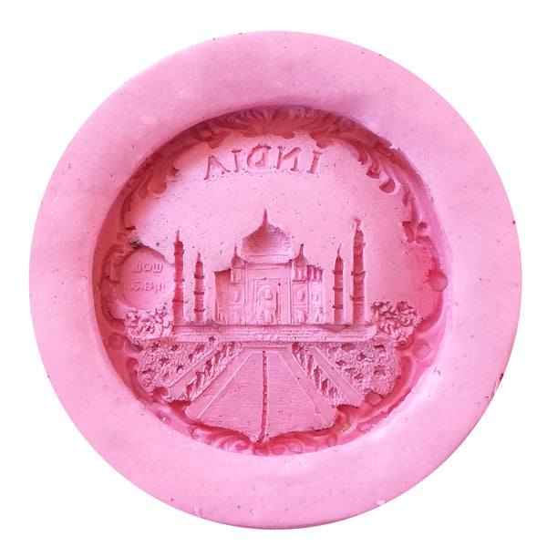Tajmahal Scenery Mould - Claysphere