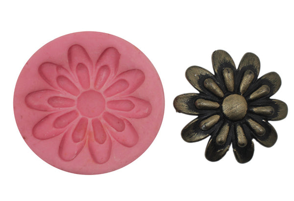 Gulbahar Floral Mould - Claysphere