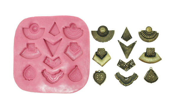 Jovial Choker Mould Pad - Claysphere