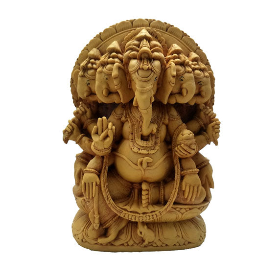 Panchamukha Vinayaka Big Size Idol Mould - Claysphere