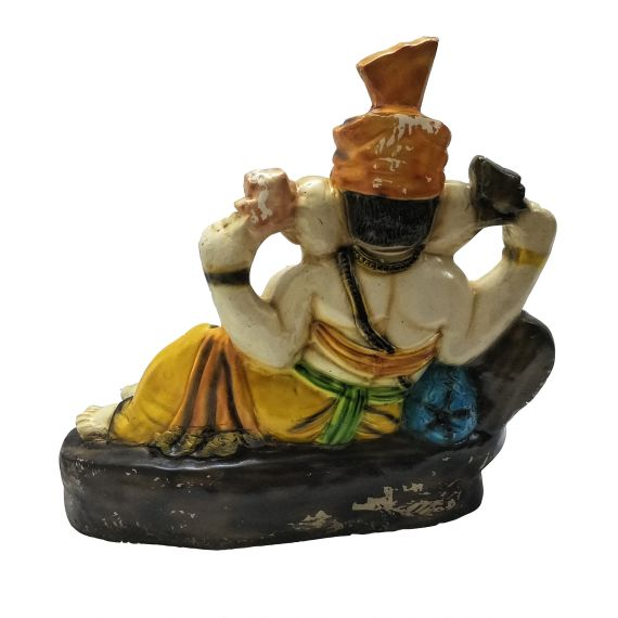 Prathmesh Ganesha Big Size Idol Mould - Claysphere