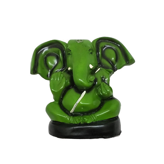 Vighnaharta Ganesha Temple Mould - Claysphere