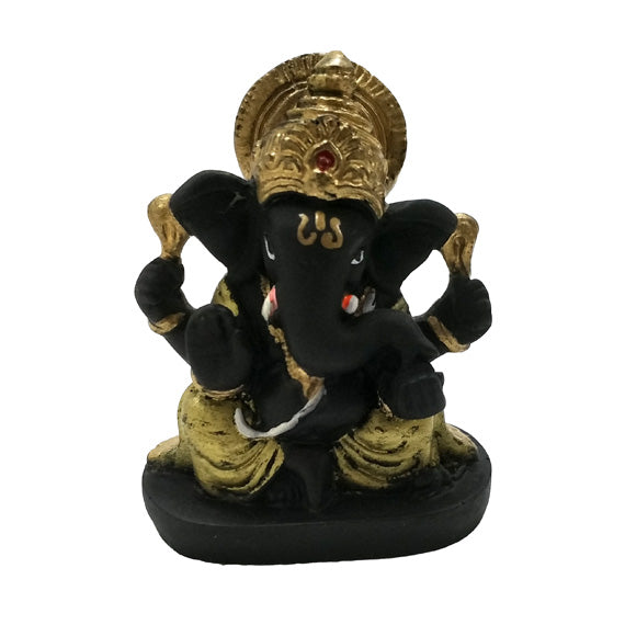 Rudrapriya Ganesha Temple Mould - Claysphere