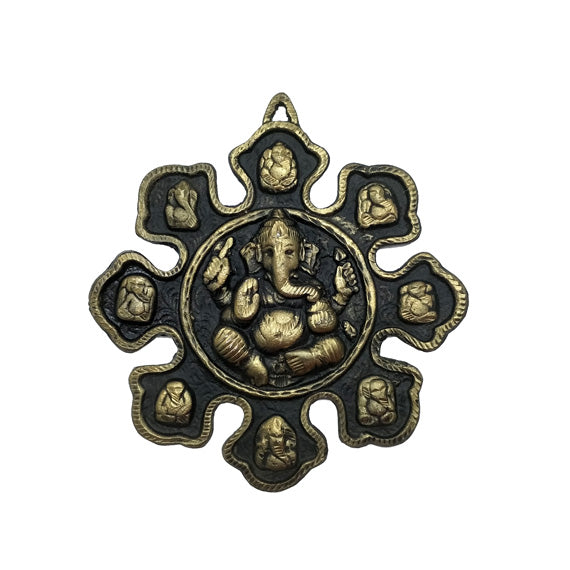 Ashta Ganesha Big Size Idol Mould - Claysphere