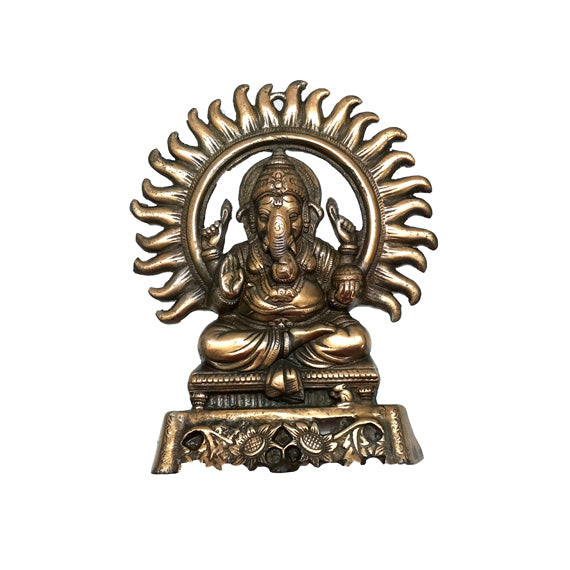Vishwamukha Ganesha Big Size Idol Mould - Claysphere