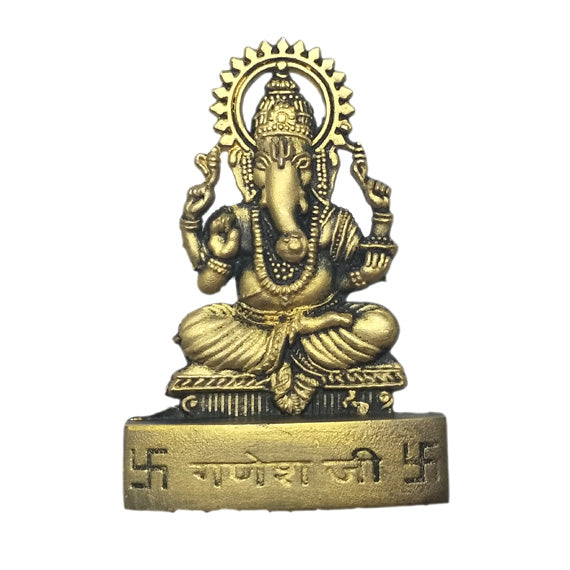 Avaneesh Ganesha Temple Mould - Claysphere