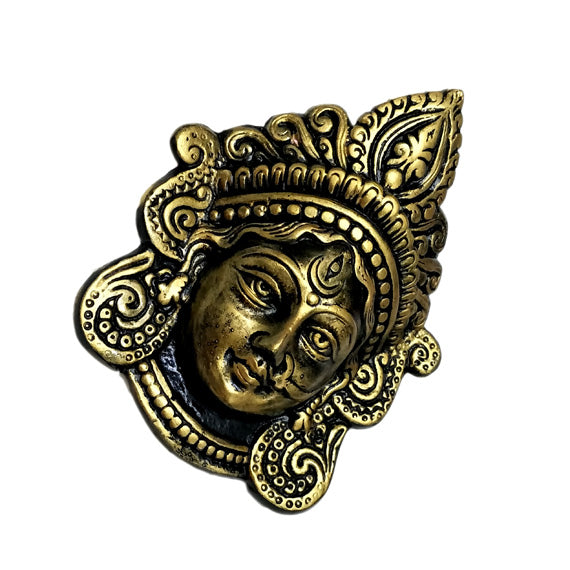 Goddess Durga Temple Mould - Claysphere