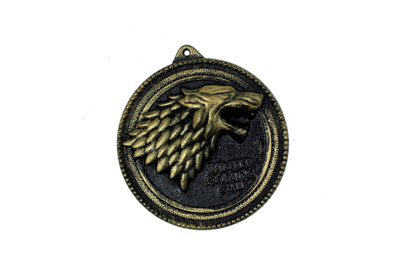 Game of Thrones : The Direwolf Sigil - Claysphere