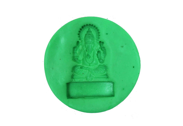 Spiritual Ganesha Medium Temple Mould - Claysphere