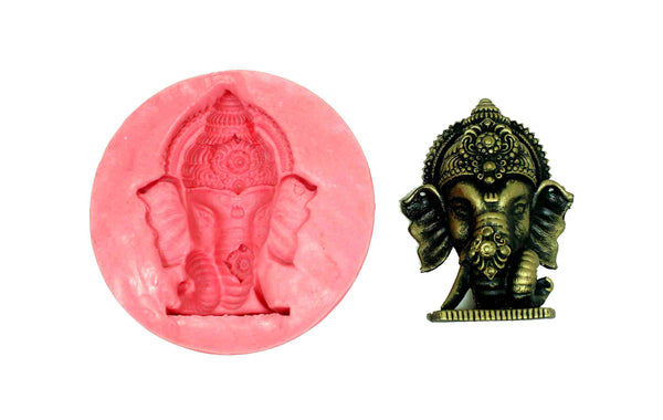 Ekadanta Ganesha Pate Temple Mould