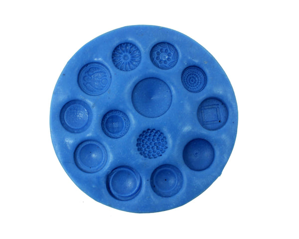 Jollity Studs Mould Pad - Claysphere