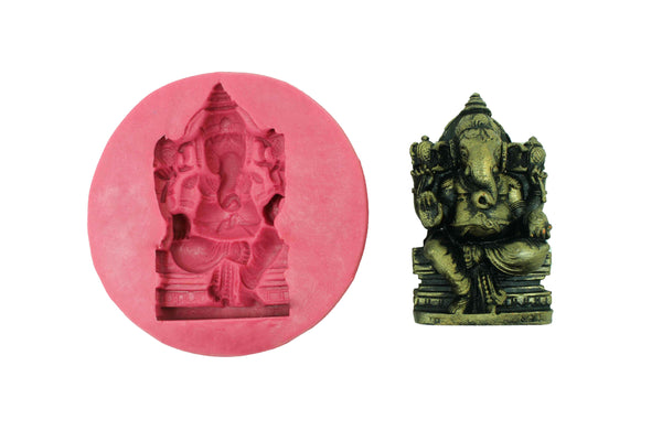Siddhi Vinayak Temple Mould - Claysphere