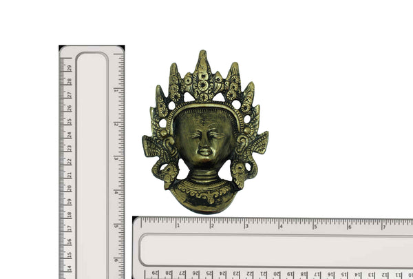 Antique Tribal Mithra Temple Mould - Claysphere