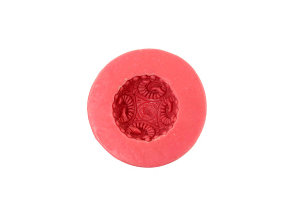 Delicate Design CSJ126 Jhumka Mould - Claysphere