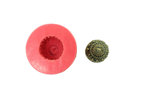 Delicate Design CSJ129 Jhumka Mould - Claysphere