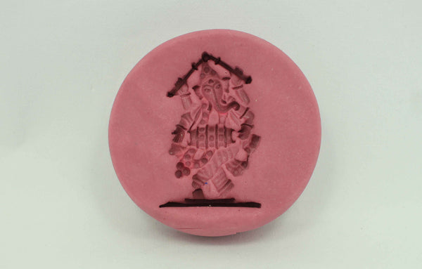 Dancing Ganesha Temple Mould - Claysphere