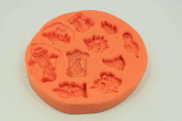 Antique Temple Stud Mould Pad - Claysphere